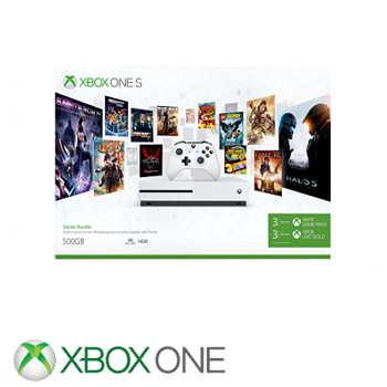 「同捆組」【500G】XBOX ONE S Game Pass 金會員組合