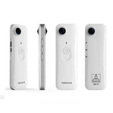 Pentacon 360度全景相機-白