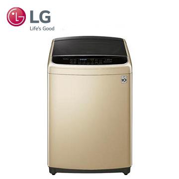 LG 17公斤6-MOTION DDD变频洗衣机(WT-D178GV(金色))