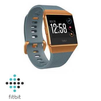 Fitbit ionic 智慧手錶 - 燃燒橘()