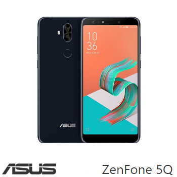 【4G / 64G】ASUS ZenFone 5Q 6吋八核心智慧型手機 - 星空黑