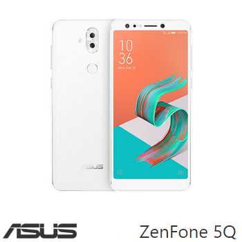 【4G / 64G】ASUS ZenFone 5Q 6吋八核心智慧型手機 - 月光白