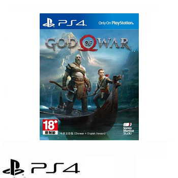PS4 战神 GOD OF WAR - 中文版