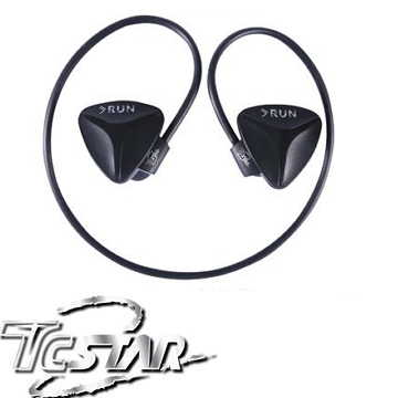 T.C.STAR TCE8400BK 后挂运动款蓝牙耳机麦克风(TCE8400BK)