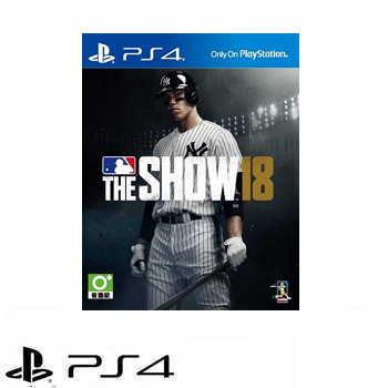 PS4 美國職棒大聯盟 18 MLB THE SHOW 18 - 英文版