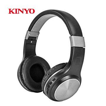 KINYO 头戴式可折叠蓝牙耳机(BTE-3850)