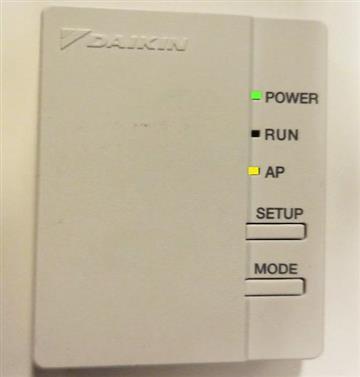 DAIKIN无线接收器 限大关36_90SVLT专用(BRP072A42)