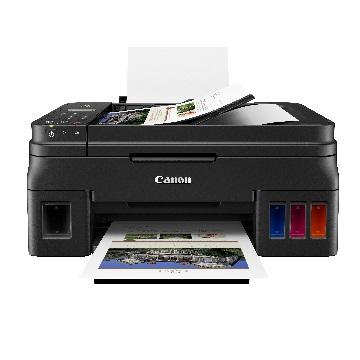 Canon PIXMA G4010原廠大供墨印表機
