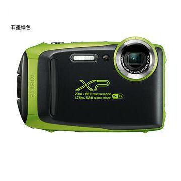 富士 XP-130防水數位相機-綠