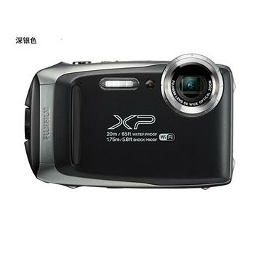 富士 XP-130防水數位相機-黑