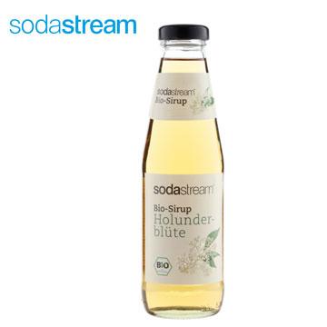 SodaStream 糖浆(有机接骨木花糖浆500ML)