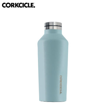 Corkcicle酷仕客真空易口瓶270ML-冰河蓝(真空易口瓶270ML(冰河蓝))