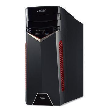 Acer GX-785 7代i5 GTX1050Ti 1TB+128GSSD桌上型主机(GX-785 i5-7400(GTX1050))