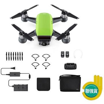 DJI Spark 迷你航拍機-全能套裝(綠)