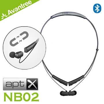 Avantree NB02磁吸后挂式运动蓝牙耳机(NB02)