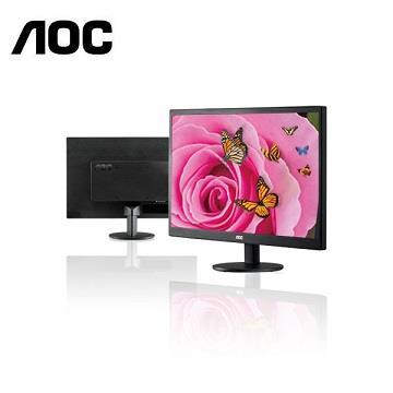 【22型】AOC E2270SWHN 双接口液晶显示器(E2270SWHN)