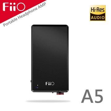 FiiO A5随身型耳机功率放大器(A5-BK)