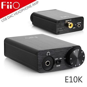 FiiO E10K USB DAC数码类比音源转换器(E10K)