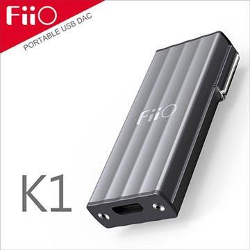 FiiO K1电脑USB DAC音源转换器(K1)
