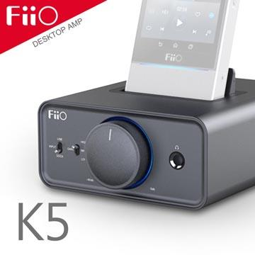 FiiO K5桌上型耳机功率扩大机(K5)