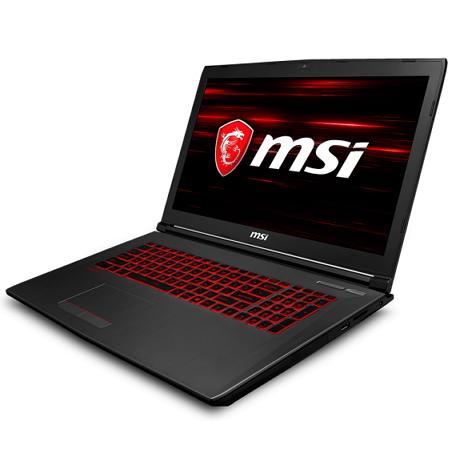 msi GV72 17.3吋筆電(i7-8750H/GTX1050Ti/8G/128G SSD)