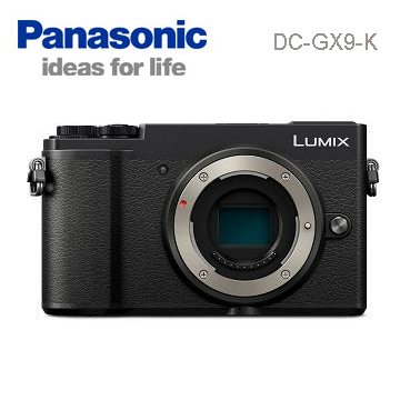 Panasonic GX9单眼相机BODY(DC-GX9-K)
