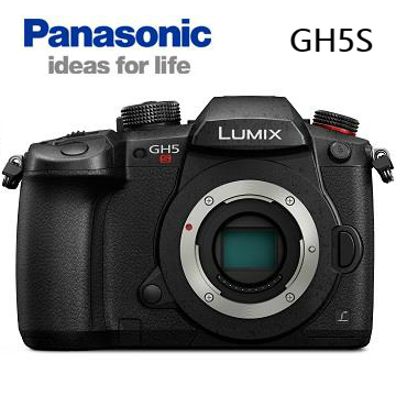 Panasonic GH5S单眼相机BODY(DC-GH5S-K)