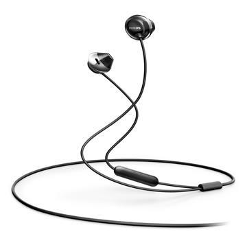 PHILIPS SHE4205入耳式耳机-黑(SHE4205BK/00)