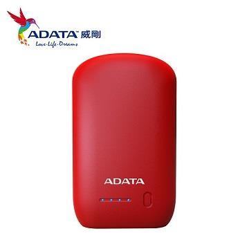 【10050mAh】威剛 ADATA P10050 行動電源 - 紅色