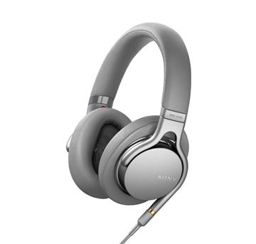SONY MDR-1AM2高解析耳罩式耳機-銀