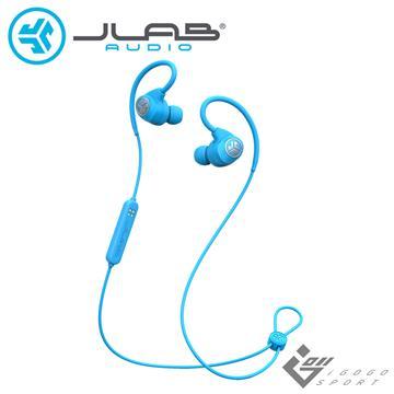 JLab Epic Sport蓝牙运动耳机-蓝(EPIC-SPORT)