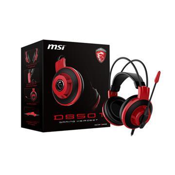 微星MSI DS501玩家級線控電競耳麥