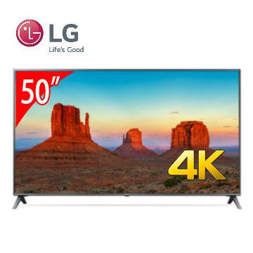 LG 50型4K智慧连网电视(50UK6500PWC)