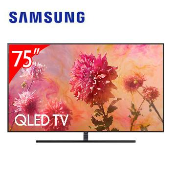SAMSUNG 75型4K QLED 智慧连网电视(QA75Q9FNAWXZW)