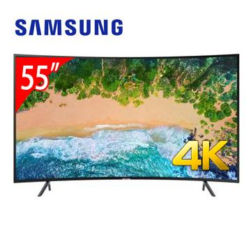 SAMSUNG 55型4K 智慧连网电视(UA55NU7300WXZW)