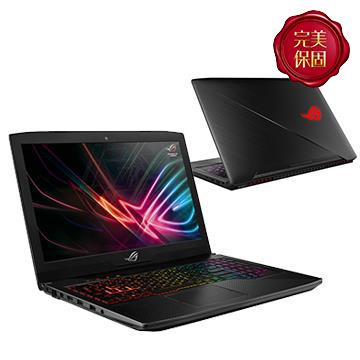ASUS GL503GE-黑红 15.6吋笔电(i7-8750H/GTX1050Ti/8G/128G SSD)(GL503GE-0021B8750H)
