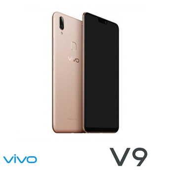 【4G / 64G】VIVO V9 6.3吋19:9智慧型手机 - 香槟金(V9金)