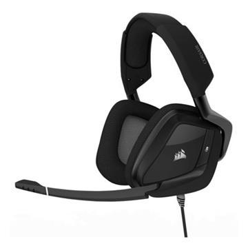 CORSAIR VOID PRO RGB USB耳麦-黑(VOIDPRO RGB耳机黑)