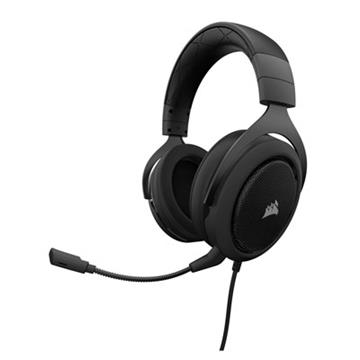 CORSAIR HS60 SURROUND耳麦-黑(HS60 耳机黑)