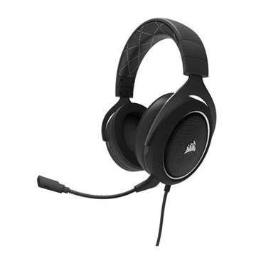 CORSAIR HS60 SURROUND耳麦-白(HS60 耳机白)