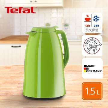 【法国特福】时尚长效保温壶1.5L 原野绿(SE-K3038222)