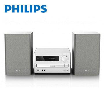 【整新品】 PHILIPS USB/MP3组合音响(MCM2300W)