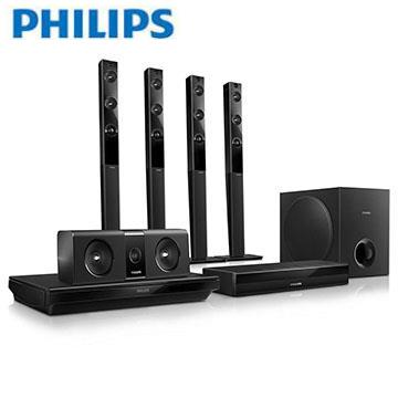 【整新品】 PHILIPS 3D蓝光家庭剧院(HTB5580)