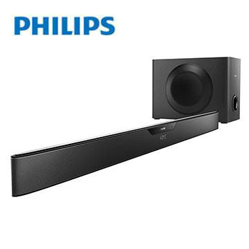 【整新品】 PHILIPS NFC/蓝牙微型剧院(HTL6140B)