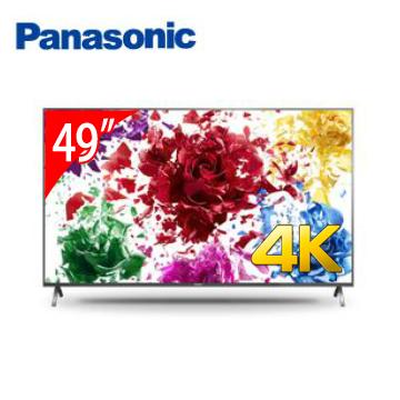 Panasonic 49型六原色4K智慧联网显示器(TH-49FX700W(视175744))