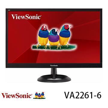 【22型】ViewSonic Full HD 显示器(VA2261-6)