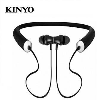 KINYO 蓝牙运动式吸磁颈挂耳机(BTE-3735)