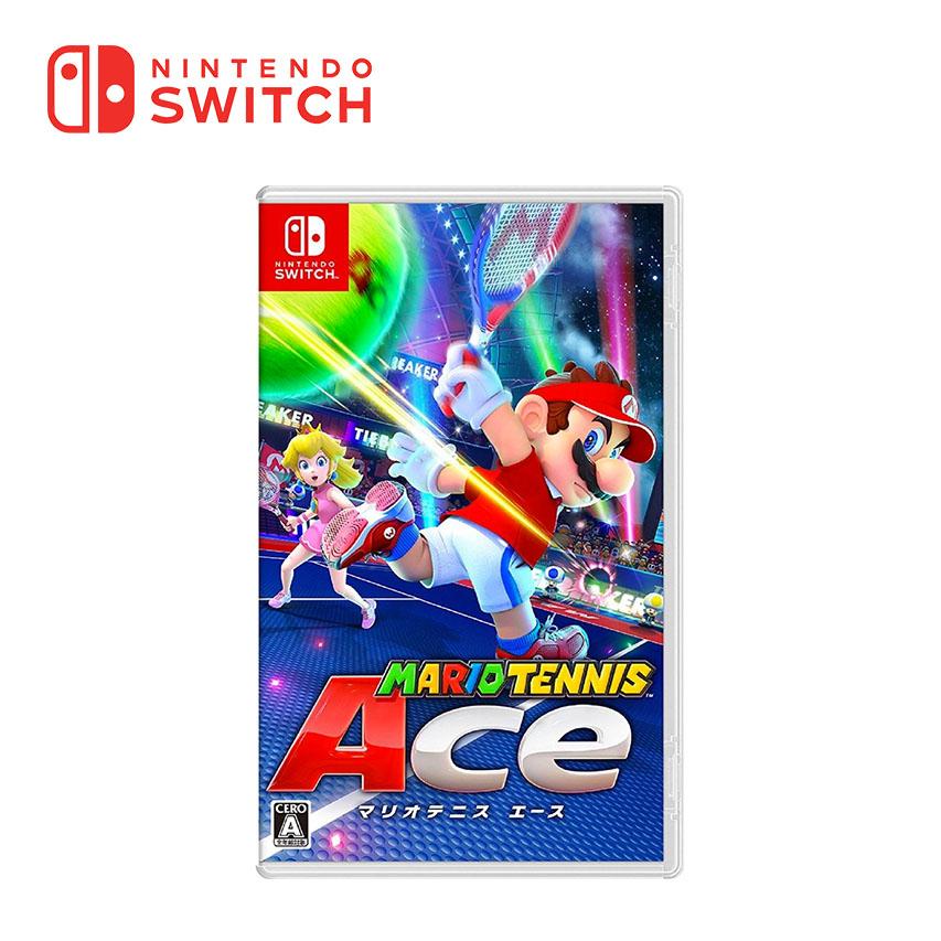 任天堂 Nintendo Switch  瑪利歐網球 王牌高手  Mario Tennis Aces