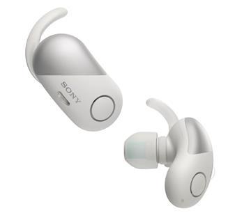 SONY WF-SP700N真无线蓝牙降噪耳机-白(WF-SP700N/W)