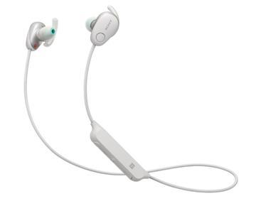 SONY WI-SP600N无线蓝牙降噪耳机-白(WI-SP600N/W)